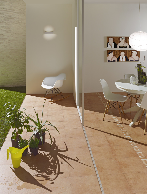 Ambiente com pavimentos e revestimentos cerâmicos | Galene