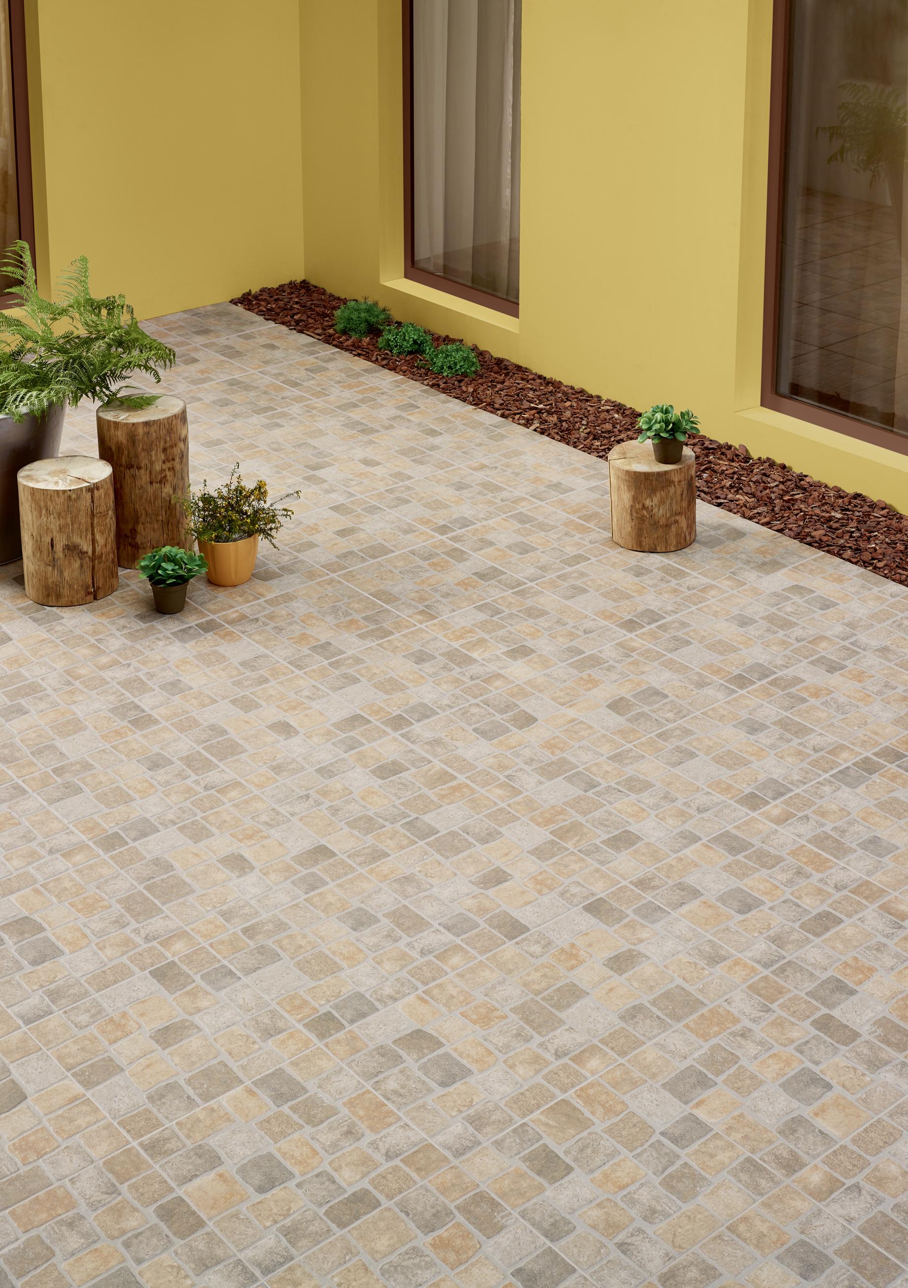 Ambiente com pavimentos e revestimentos cerâmicos | Mondego