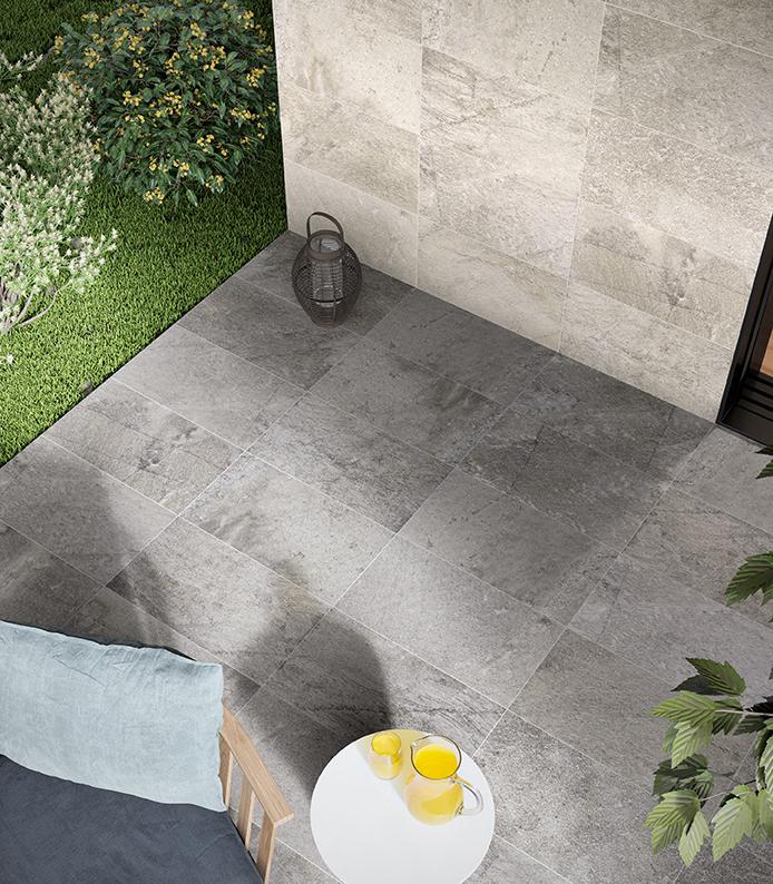 Ambiente com pavimentos e revestimentos cerâmicos | Torrens