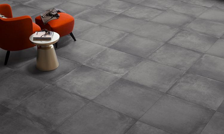 Ambiente com pavimentos e revestimentos cerâmicos | Lek