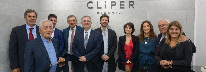 Cliper na Cersaie 2019 em Itália